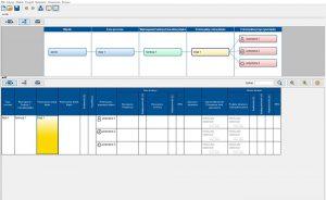 Obraz Screen programu PQ-FMEA Basic