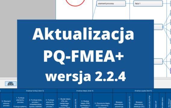 Aktualizacja PQ-FMEA 2.2.4